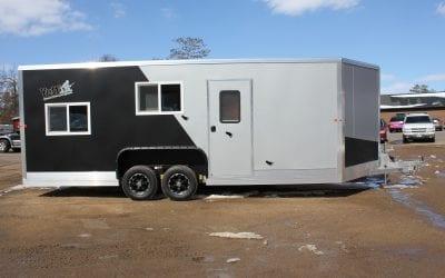 2019 Yetti Toy hauler Shell Model