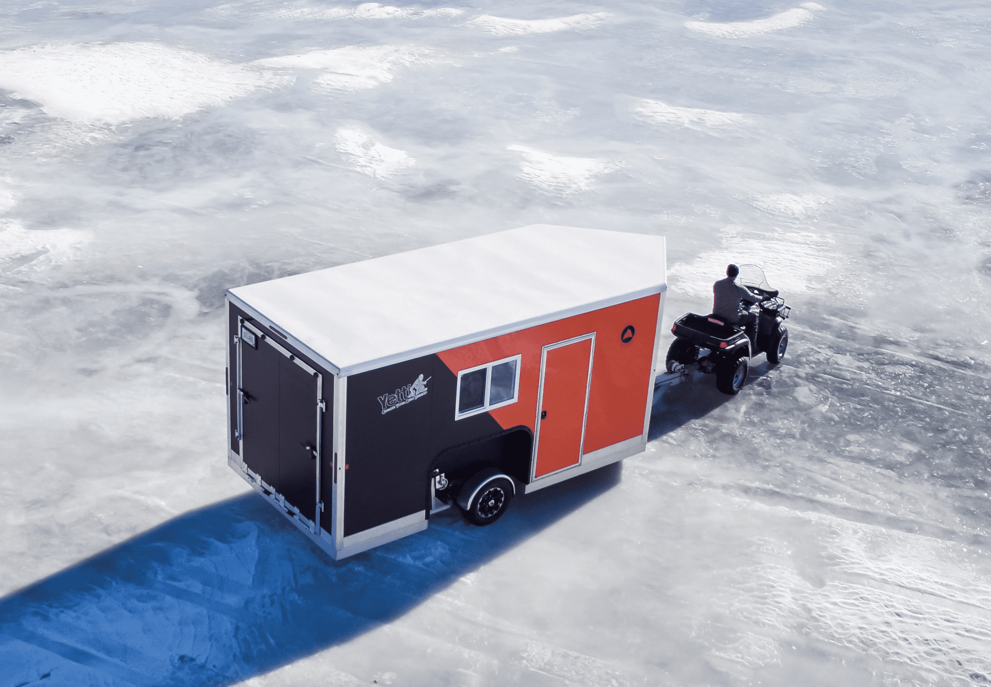 Free ice fishing shanty plans for Ice fish house accessories