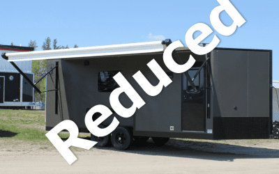 2019 Big Bite 8'x20′ Hydraulic