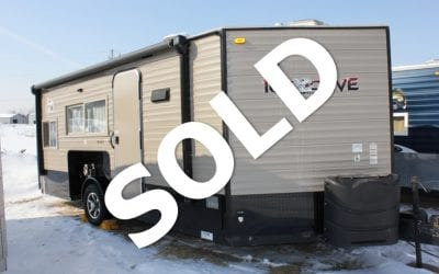 Pre-owned 2016 Ice Cave Full RV