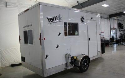 2019 Yetti 6.5'x12′ Angler