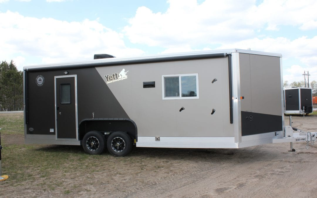 2019 Yetti Grand Escape 8'x21′ Full RV