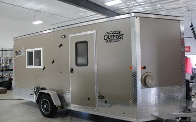 Pre-Owned 2017 Yetti 6.5′ x 16′ Outpost