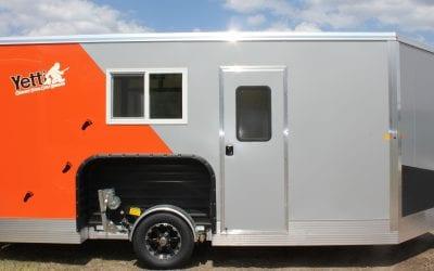2021 Yetti C816T-A – Silver/Orange