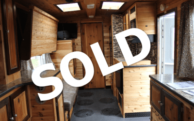 2017 Pre-Owned RV Ice Castle 8'x26′ IN STOCK