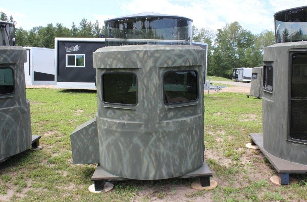 5′ Deer Stand w/ Heater Box