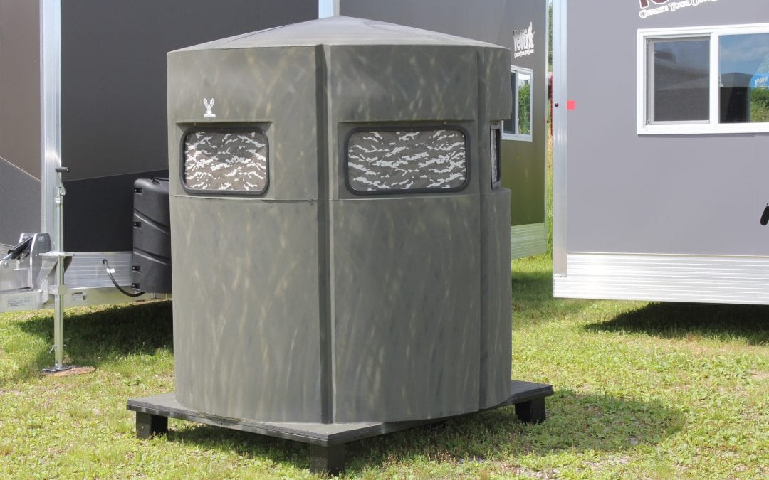 5′ Shooter Deer Stand For Sale