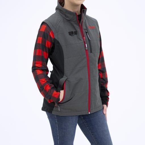 Flag Chaser Vest - Womens