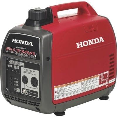 Honda Companion Inverter Generator EU2200i