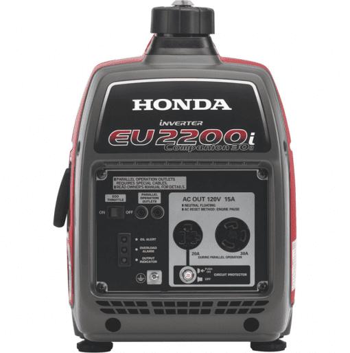 Honda Companion Generator