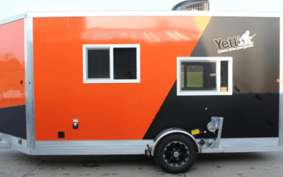 2021 Orange/Black Yetti Toy Hauler – Coming Soon